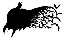batman symbol tattoo - Google Search