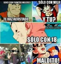 Las mejores imagenes chistosas, paridas divertidas, imagenes divertidas, fotos graciosas, imagenes... Goku, Dbz, Kid Memes, Funny Memes, Broly Movie, Manga Anime, Humor Mexicano, Pokemon, Best Memes