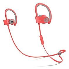 Beats By Dr Dre Powerbeats 2 Wireless Headphone Pink Sport