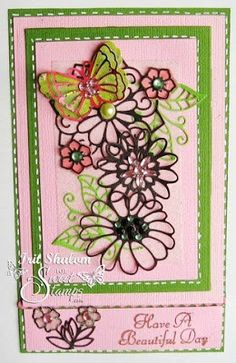 SweetStamps Challenge 5/21/13 Use a SweetCuts Die- New Release; DT Irit