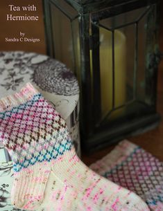 Ravelry: Tea with Hermione pattern by Sandra C