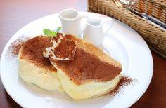 CAFE&DINING Scotchbank, Shibuya: Panekuk Paling Lembut dan Nikmat se-Jepang