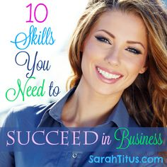 People say I have the Midas touch. The truth is, I possess learnable skills that are easily adaptable to any business model. Click here to find out what those skills are and how you can implement them into your own life asap! 10 Skills You Need to Succeed in Business