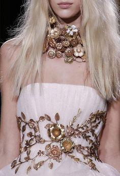 Giambattista Valli Haute Couture S/S 2013 - Details