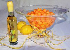 Lemon Liqueur, Limoncello, Vodka, Amp