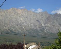Cerro Piltriquitrón. El Bolsón. Río Negro. Paralelo 42º. Patagonia. Argentina