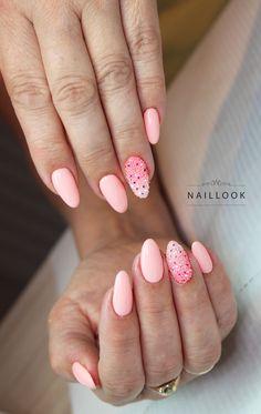 Swarovski nails www.naillook.pl