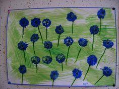 bleut ps - Fleurs - Galerie - Forums-enseignants-du-primaire