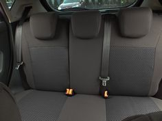 Pokrowce miarowe do Opel Corsa D wersja z kanapą niedzieloną Car Seats, Vehicles, Corse, Opel Corsa, Car, Vehicle, Tools