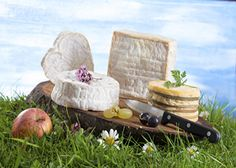 Histoire des fromages Normands.