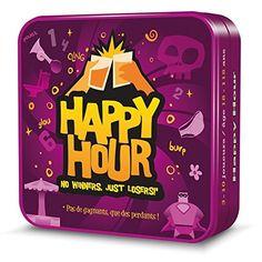 Asmodee – CGHH01 – Happy Hour: 18 ans et + 3 à 10 joueurs Durée de jeu : 30 min L'article Asmodee – CGHH01 – Happy Hour est apparu en…