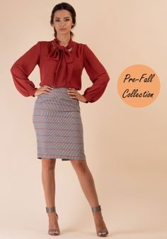 Smart Casual, Lady, Skirts, Fashion, Moda, Fashion Styles, Skirt, Fashion Illustrations