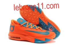 huge discount 68759 371c0 Buy Nike Kevin Durant KD 6 VI Total Orange Neo Turquoise For Sale from  Reliable Nike Kevin Durant KD 6 VI Total Orange Neo Turquoise For Sale  suppliers.