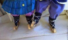 Коллекционные куклы ручной работы. Love story.. Анастасия Побережец. Ярмарка Мастеров. Зима, шерсть меринос