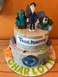 Trollhunters Cake Cakes Pinterest Cake And Birthday