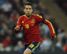 ALBA, Jordi | Defense | Barcelona FC (ESP) | @jordialba_1 | Click on photo to view skills