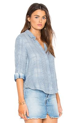 Shop for Bella Dahl High Low Button Down in Sky Valley Wash at REVOLVE. Free 2-3 day shipping and returns, 30 day price match guarantee.