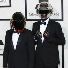 What Do Daft Punk Look Like Under Their Helmets? [PHOTOS] [READ MORE: http://uinterview.com/news/what-do-daft-punk-look-like-under-their-helmets-photos-10294] #daftpunk #randomaccessmemories #grammys #grammyawards