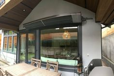 Do You Want To Extend Your Outdoor Dining Season By As Much As 70 Percent?  Then Itu0027s Time To Install A Calcana Patio Heater.