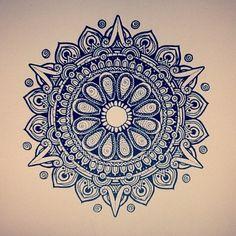 Mandala Designs, gonzalesbabies: Mandala for evie