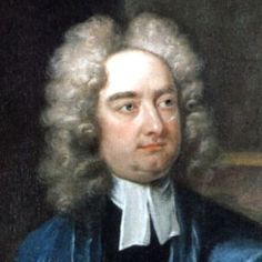"""Jonathan Swift born in Dublin, Ireland was best known for Gulliver's Travels also wrote the political satire """"A Modest Proposal."""""""
