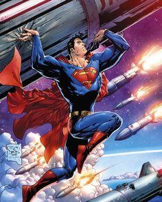 Action Comics #1000 от Tony Daniel
