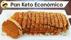 Sin Gluten, Gluten Free, Comida Keto, Banana Bread, Recipies, Breakfast, Healthy, Cake, Desserts