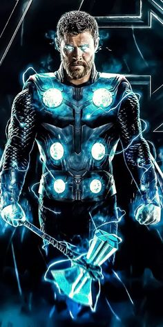 The Avengers Thor Most Popular Characters Photo collection And Awesome Wallpapers by WAOFAM. Marvel Dc Comics, Marvel Avengers, Marvel Fanart, Heros Comics, Marvel Heroes, Thor Superhero, Iron Man Avengers, Wallpaper Collection, Mundo Marvel
