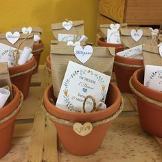 Discover summer that is wonderful favors that are sure to be a big hit with your guests! Seed Wedding Favors, Succulent Wedding Favors, Creative Wedding Favors, Wedding Gifts For Guests, Rustic Wedding Favors, Unique Wedding Favors, Baptism Favors, Baptism Party, Baby Shower Favors