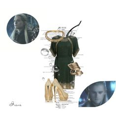 Legolas: Do not cast all hope away. Tomorrow is unkown. Rede oft is found at the rising of the Sun. Thus is it spoken: Oft hope is born, when all is forlorn. Follow what may, great deeds are not lessened in worth. by oobet on Polyvore featuring MICHAEL Michael Kors, Matthew Williamson, Alexander McQueen and Paris Hilton