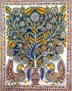 Tree of Life Peacock.