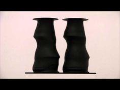 Markus Raetz - Eurochannel - YouTube Heeled Boots, Images, Heels, Youtube, Site Web, Fences, Display, Google Search, Creativity