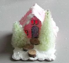 Vintage Putz Style Tiny Miniature Candy by TheUglyDuckling1962, $14.00