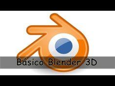 Tutorial Blender  Unidade de medida  Desfazer/ Refazer