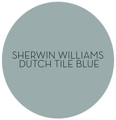 Need help decorating with your new paint color? Let us be your decorator for the day and take a look at how we accent Sherwin Williams Dutch Tile Blue.