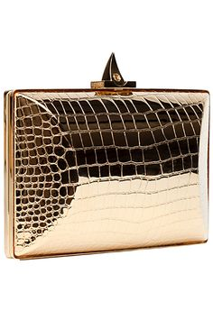 Elie Saab. You might impale your hand when you go to pick it up, but the pain is worth it for this clutch.