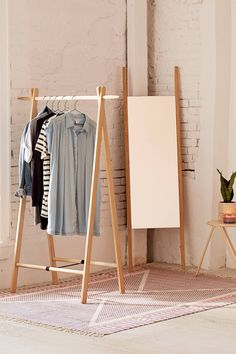 Super Simple Wooden Closet Set | Urban Outfitters