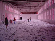 Anne Hamilton at Mass MoCA