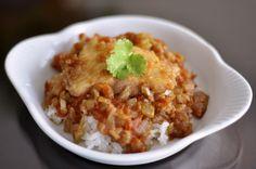 宝宝食谱:简单开胃的番茄鱼肉饭