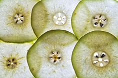Sliced Pear, Fruit, Food, Food Photography, Food Close-ups, Ingredients