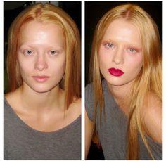 Makeup/hair Thanos Molos
