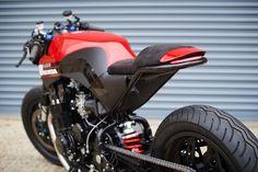X-Axis Honda CBX 750. - RocketGarage - Cafe Racer Magazine