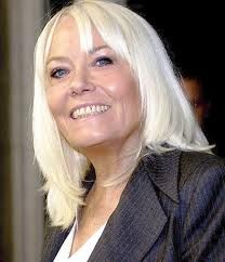 Wendy Richard, MBE Born: July 20th 1943  Died: February 26th 2009   was an English actress best known for playing Miss Brahms on Are You Being Served? and Pauline Fowler on East Enders, the latter for nearly 22 years.