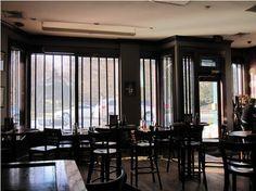Sammy's Deli & Neighborhood  Pub in Belmont.  Good selection of beer, good burgers, local vibe.