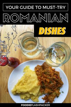 I bet you have no idea what to eat in Romania! Romanian food also borrows from surrounding countries and cultures. You can see examples of Ottoman, German, Bulgarian and Serbian influence in the local Thanksgiving Recipes, Holiday Recipes, Romanian Food, Romanian Recipes, Sour Cabbage, India Food, Exotic Food, Foodie Travel, Street Food