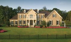 Beautiful Toll Brothers home in #Marvin Creek, NC. Live here? Contact me to help you with your #color choices. #charlotte http://colorspecialist-charlotte.blogspot.com/