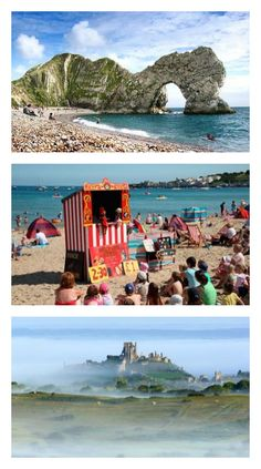 Top family days out in East Dorset England ... kids days out