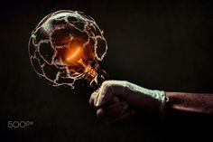 hold it firmly Light Bulb, Hold On, Art Gallery, In This Moment, Fine Art, Simple, Pictures, Portugal, Home Decor