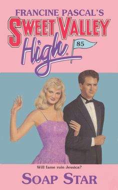 Sweet Valley High 85 - Soap Star