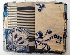 Mandy Pattullo/Thread and Thrift: Blue Book